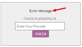 check-pin-error