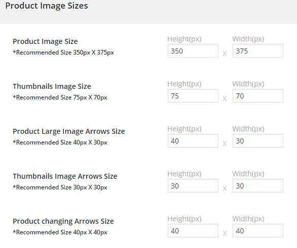 woocommerce quick view plugin backend image 3