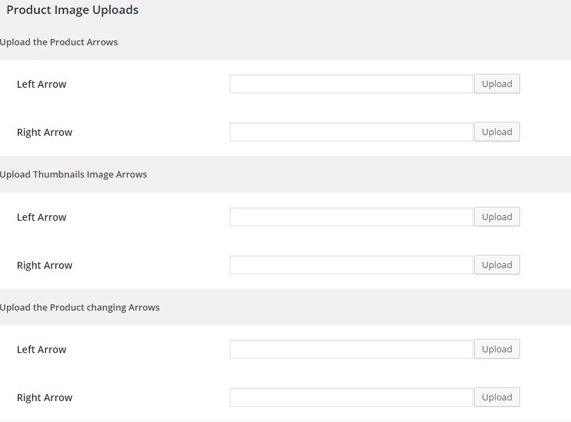 woocommerce quick view plugin backend image 4
