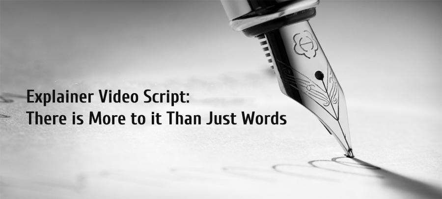 script writing for explainer videos
