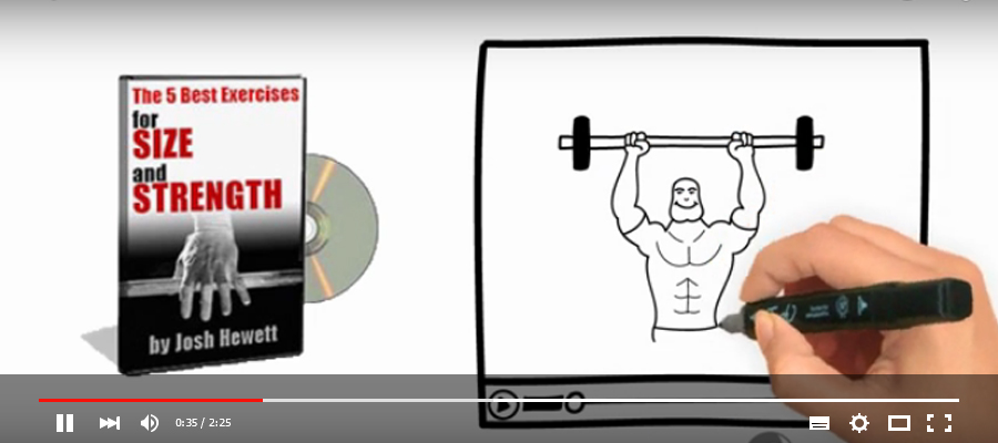 promoting a book through animated whiteboard videos