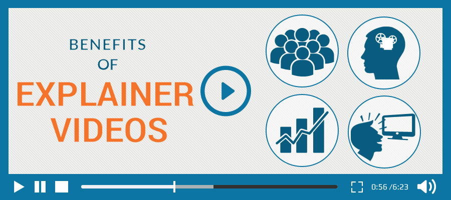 benefits of explainer videos